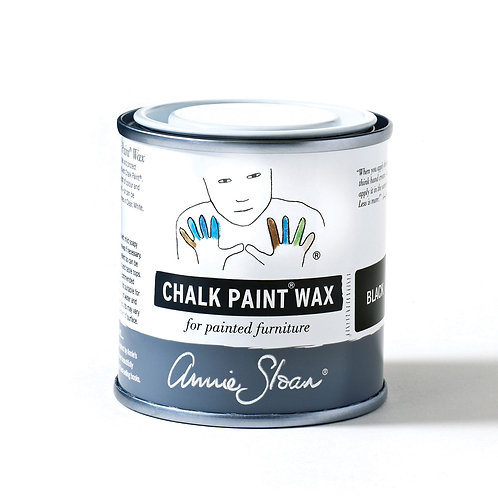Annie Sloan Black Chalk Paint Wax Mini 120 ml