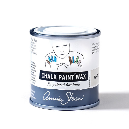 Annie Sloan White Chalk Paint Wax Mini 120 ml