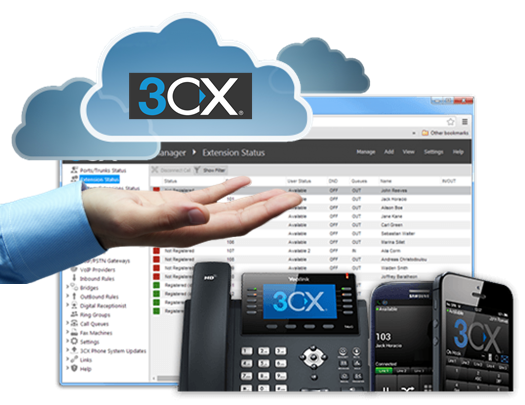 3CX Hosted Cloud
