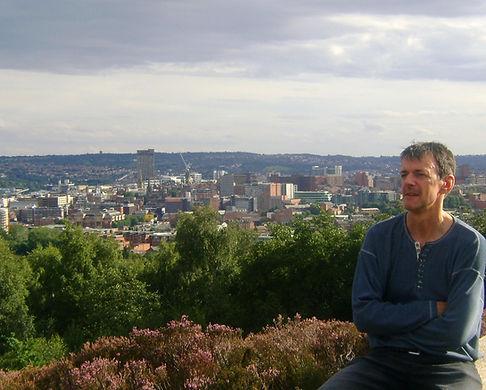 Steven Kay, author