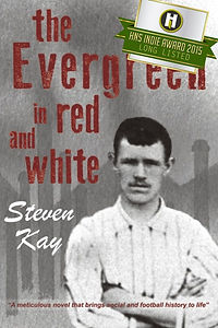 Football novel, Rab Howell of Sheffield United,