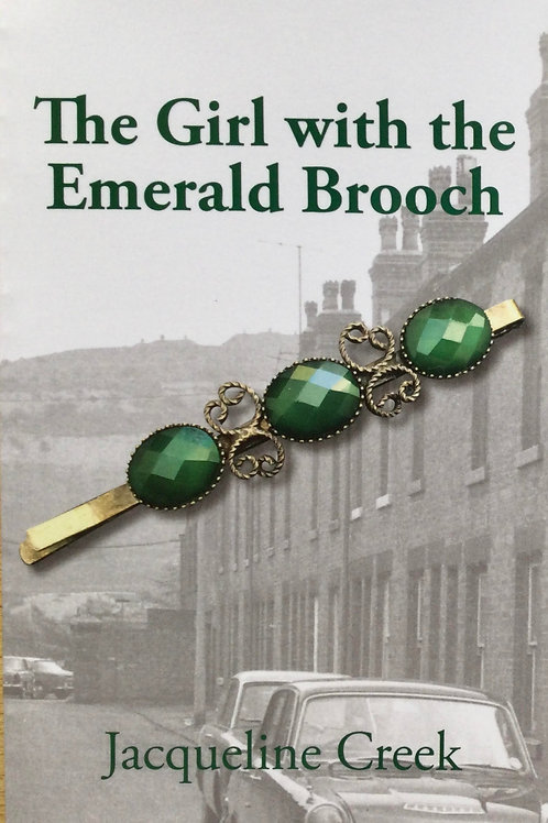 The Girl with the Emerald Brooch