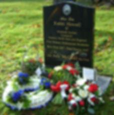 Rabbi Howell, Headstone