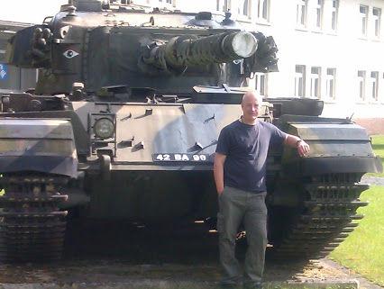 Michael Whateley, author