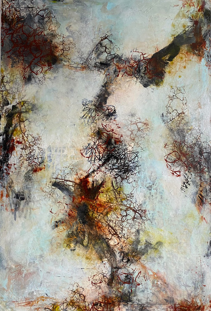 A110 - New Time 100x150 cm