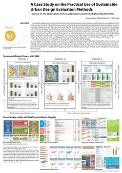 SSIM Case Study_poster_ICAPPS_2016