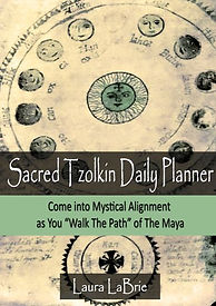 Sacred Tzolk'in Daily Planner