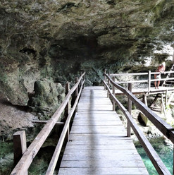 cenote in Ek Balam