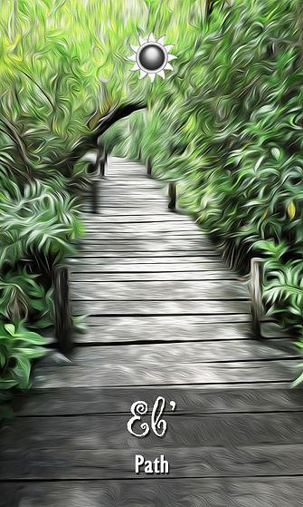 eb the path oracle card