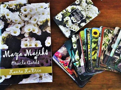 Maya Majiks Oracle Cards and Book