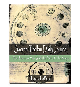 Sacred Tzolkin Daily Planner