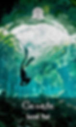 cenote sacred pool oracle card