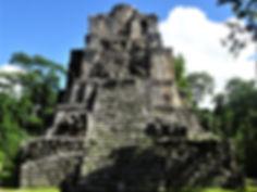 El Castillo in Muyil