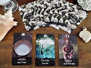 Maya Majiks Oracle Card Reading