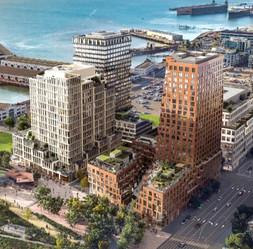 Mission Rock, San Francisco   540 units 25,000 sf amenities   Tishman Speyer