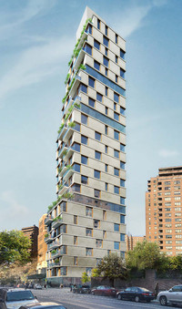 222 East Broadway, Lower East Side   180 units 7,000 sf amenities   Ascend Group