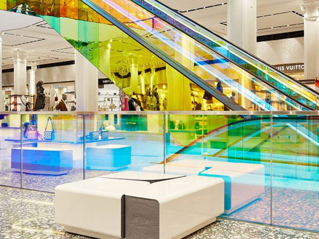 Trends We Love: Dichroic Glass