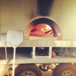Vesuvio Pizza Oven