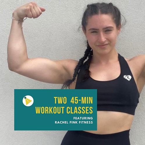 Rachel's Workout Classes