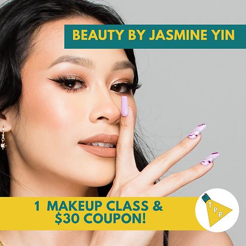 Jasmine's Makeup Class & Coupon