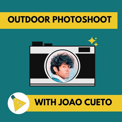 Joao's 1 Hr. Outdoor Photoshoot