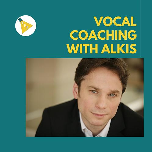 Alkis' Vocal Lesson