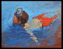 Boy Swimming #2