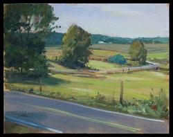 Elizabethtown Country Road
