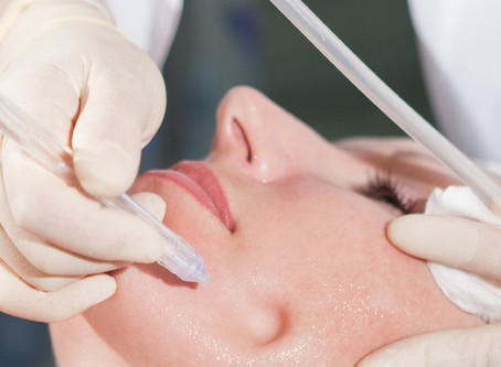 Radiant Skin with Jet Clear Microdermabrasion