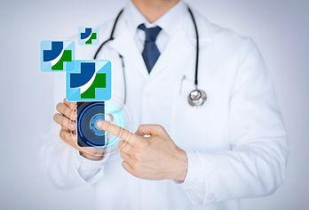Telemedicine Scotland Primary Care websi