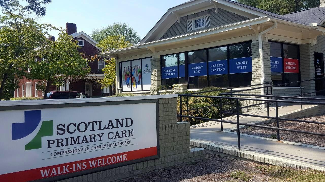 Sotland Primary Care Laurinburg NC