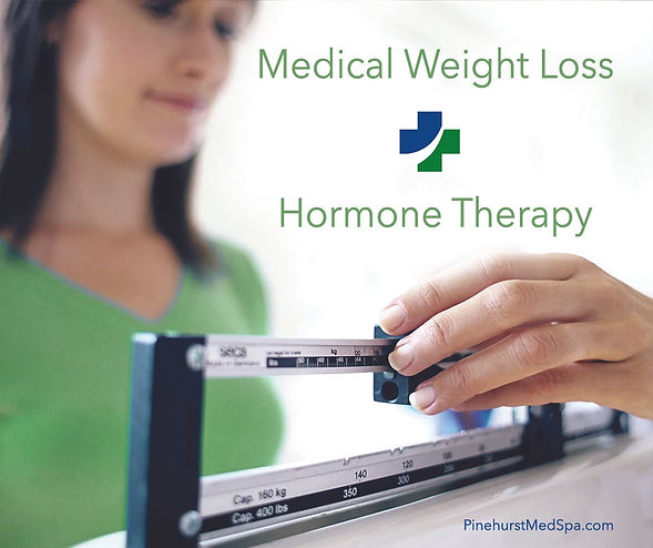 Medical Weight Loss and Hormone Therapy.