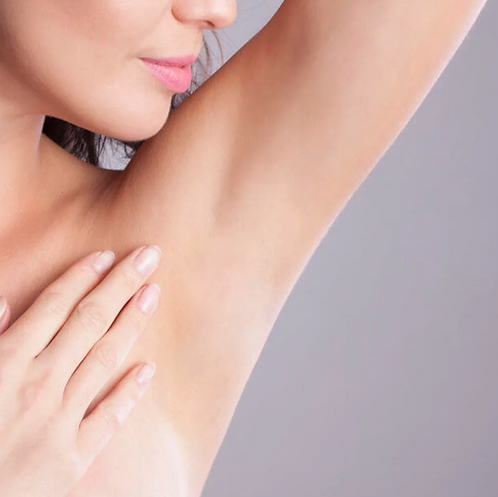 Laser Hair 6 Treatment Package-Underarms