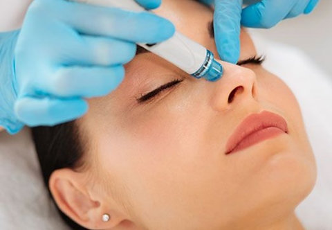 HydraFacial with Booster Serum