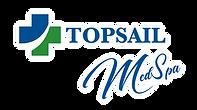 Topsail MedSpa Video Logo with white glo