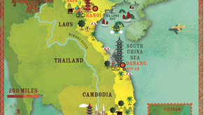 Vietnam'a Gidiyoruz, Oley!