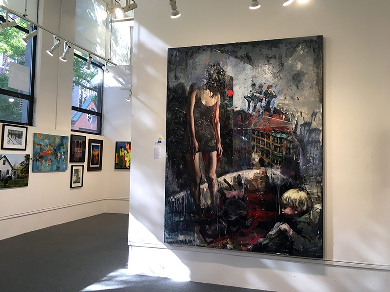 Sin of Innocence Gallery View