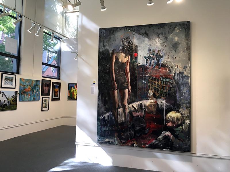 Sin of Innocence Gallery View
