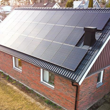 Installation av solpaneler Uddevalla