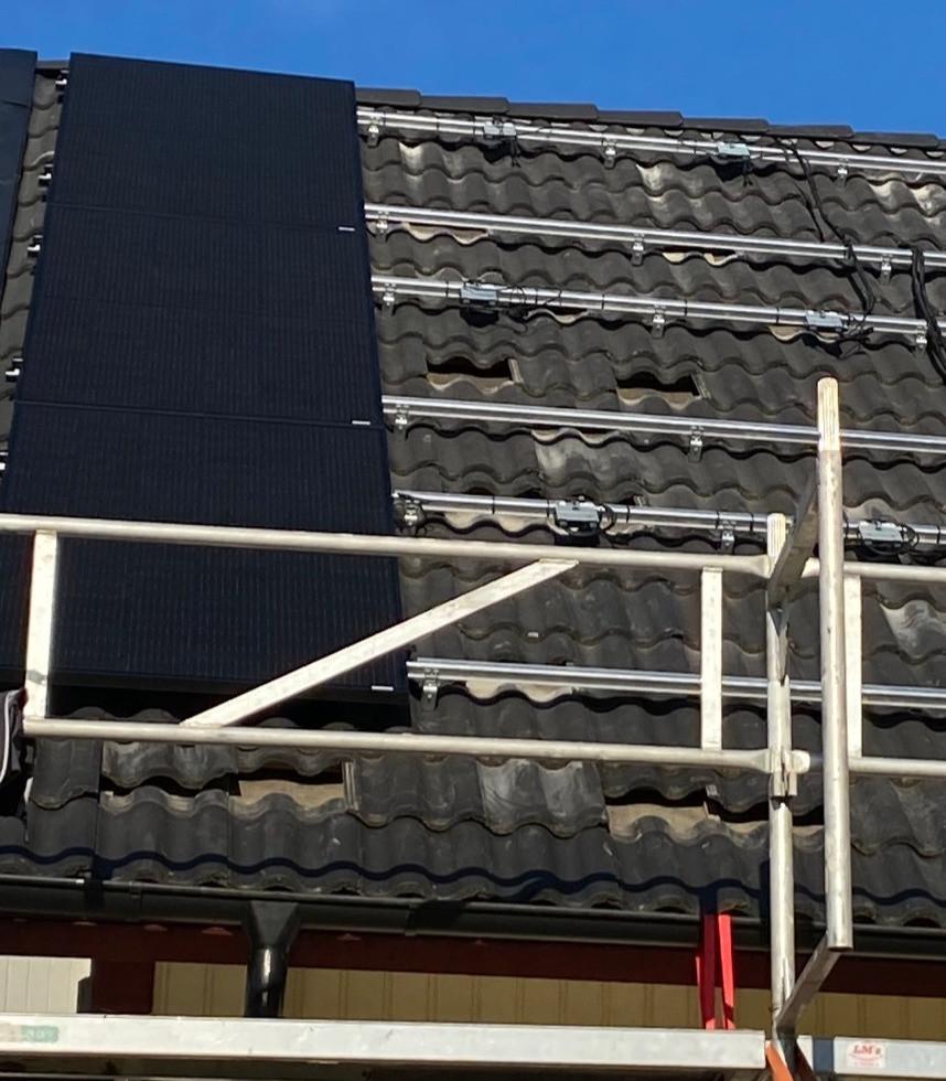 installera solpaneler uddevalla
