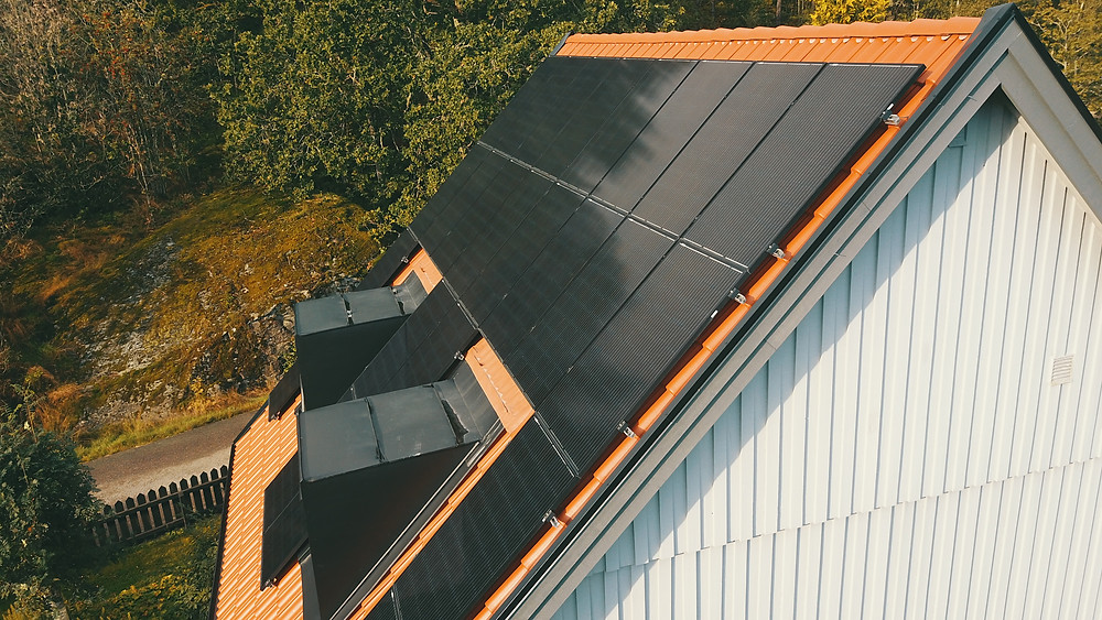 Axitec solceller optimerade med solaredge