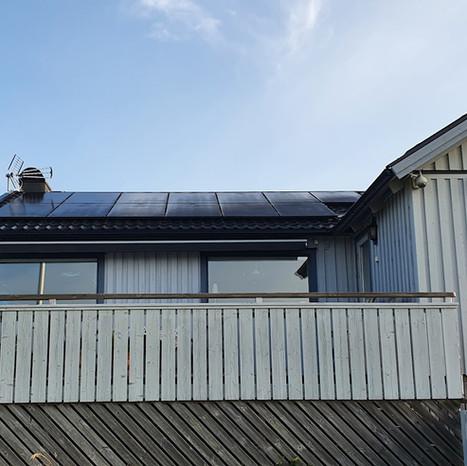 Installera solpaneler på din villa?