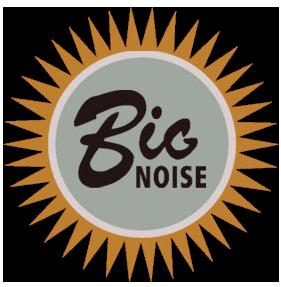 Chaz Robinson : Big Noise Now