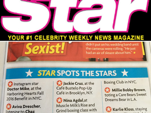 Star Magazine : 'Without You'