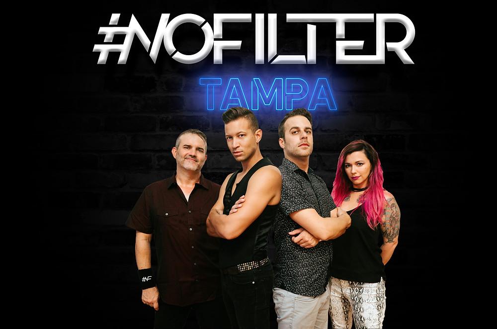 NoFilter Band : Chaz Robinson