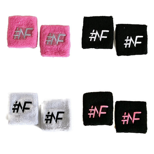 #NF Wristbands - Pair