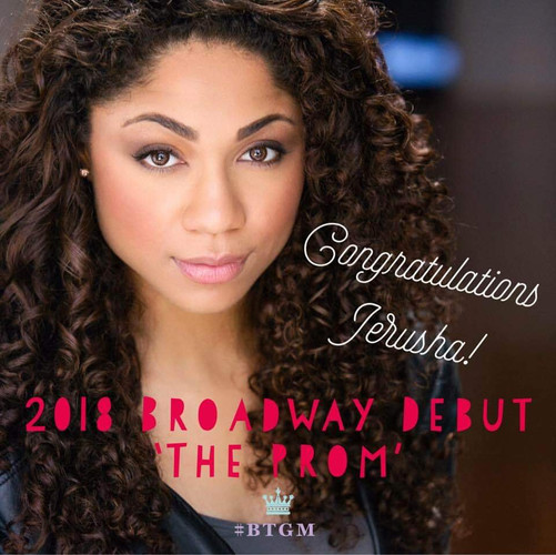 Jerusha | Broadway Debut | The Prom