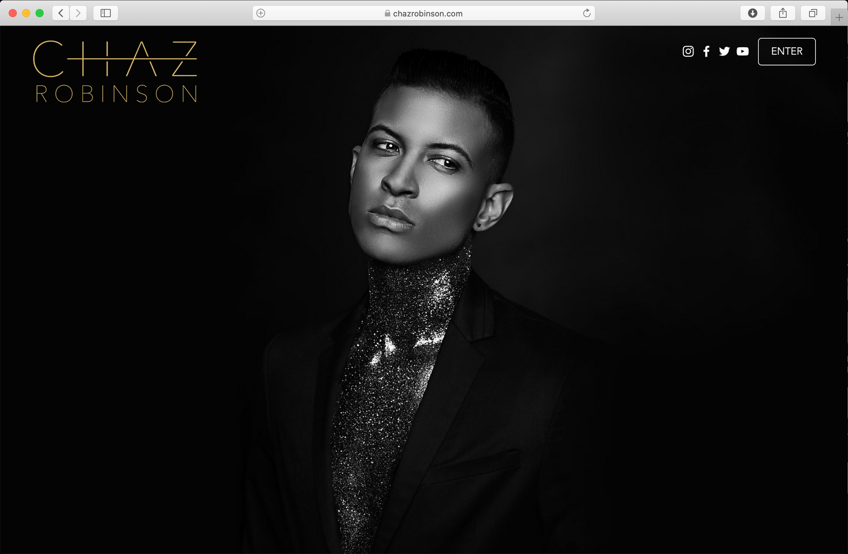 Chaz Robinson Website