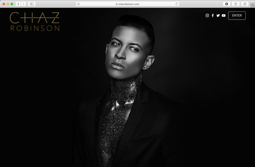 Chaz Robinson Website