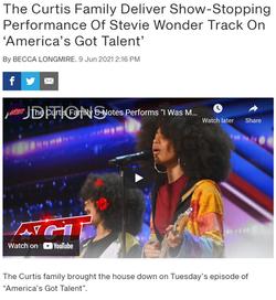 ET canada article